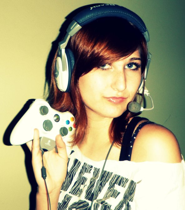 Girl-Gamer